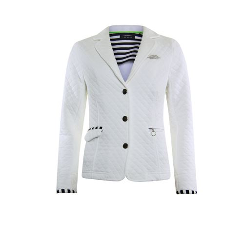 RS Sports ladieswear coats & jackets - jacket stepfabric with embroidery. available in size 38,40,42,44,46,48 (white)