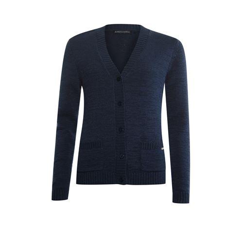 Roberto Sarto dameskleding truien & vesten - vest. beschikbaar in maat  (blauw)
