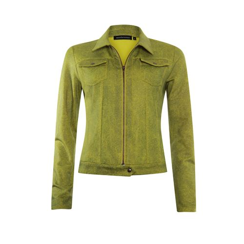 Anotherwoman ladieswear coats & jackets - coated jacket with collar. available in size 36,38 (yellow)