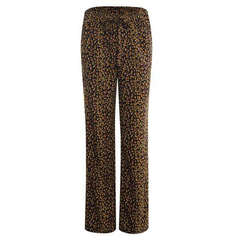 Anotherwoman dameskleding broeken - broek met rechte wijde pijp.. beschikbaar in maat 36,38,40,42,44 (multicolor,rood,zwart)