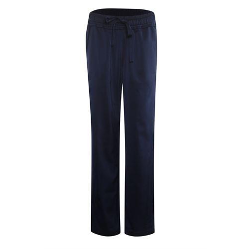 Anotherwoman dameskleding broeken - broek met rechte wijde pijp.. beschikbaar in maat 36,40,42,44 (blauw)
