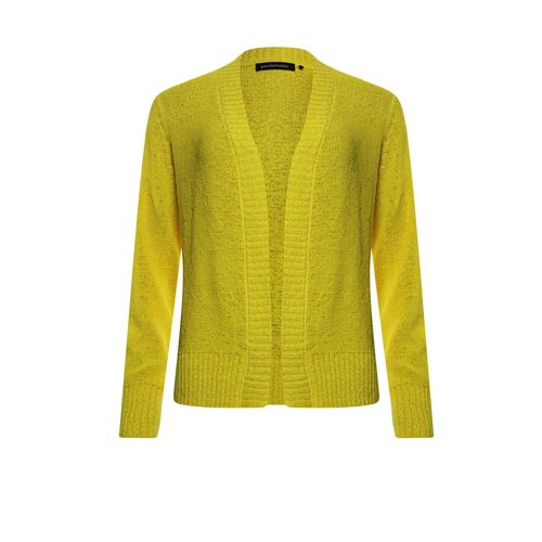 Anotherwoman ladieswear pullovers & vests - knitted cardigan tapeyarn. available in size 36,38,40,42,44 (yellow)