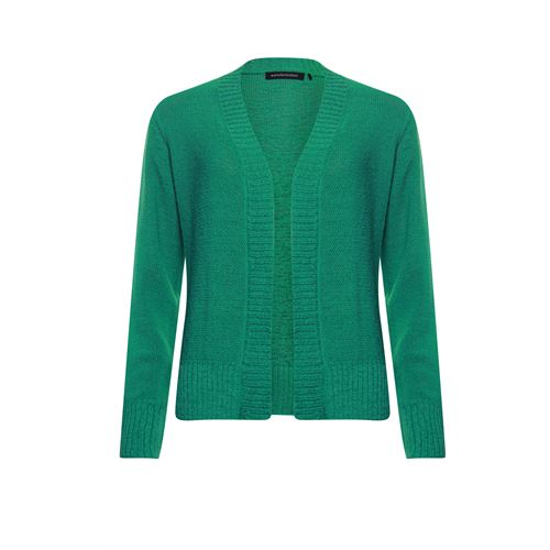Anotherwoman ladieswear pullovers & vests - knitted cardigan tapeyarn. available in size 36,38,40,42,46 (green)