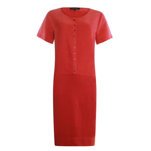 Anotherwoman ladieswear dresses - tencel dress. available in size 36,42 (red)
