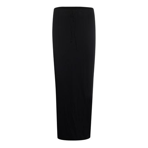 Anotherwoman dameskleding rokken - lange rok. beschikbaar in maat 36,38,40,42,44 (zwart)
