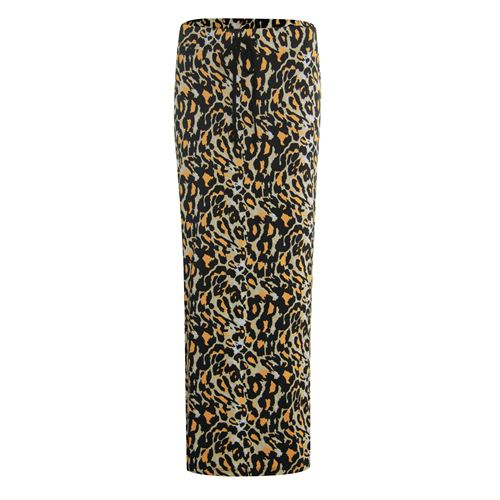 Anotherwoman ladieswear skirts - long skirt. available in size 36,38,40,42,44,46 (black,brown,multicolor)