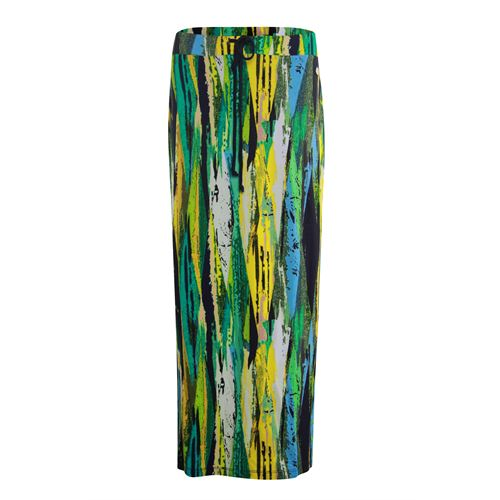 Anotherwoman ladieswear skirts - long skirt. available in size 36,38,40,42,44,46 (blue,green,multicolor,yellow)