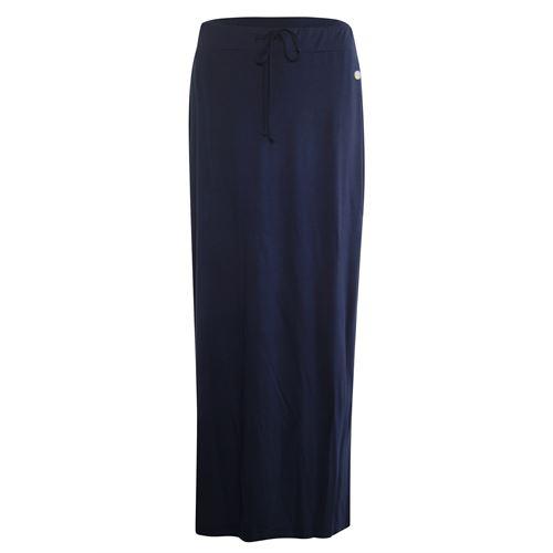Anotherwoman dameskleding rokken - lange rok. beschikbaar in maat 36,40,42,44 (blauw)