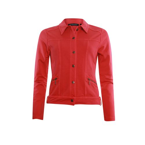 Anotherwoman ladieswear coats & jackets - sweat jacket. available in size 36,40,42,44 (red)