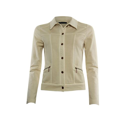 Anotherwoman ladieswear coats & jackets - sweat jacket. available in size 36,38,40 (brown)