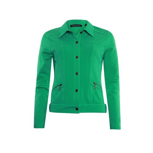 Anotherwoman ladieswear coats & jackets - sweat jacket. available in size 36,44 (green)