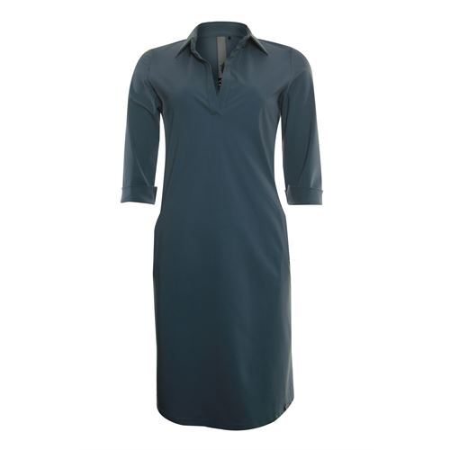 Poools ladieswear dresses - dress travel. available in size 36,38,40,42,44,46 (grey)
