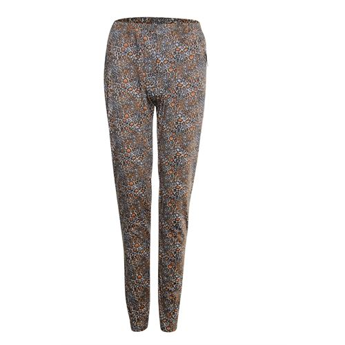 Poools ladieswear trousers - pant print. available in size 36,38,40,42,44,46 (multicolor)