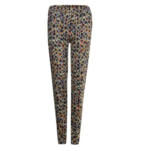 Poools ladieswear trousers - pant print. available in size 36,38,40,42,44 (multicolor)