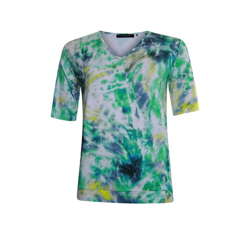 RS Sports ladieswear t-shirts & tops - blouson s/s. available in size 38,40,42,44,46,48 (multicolor)