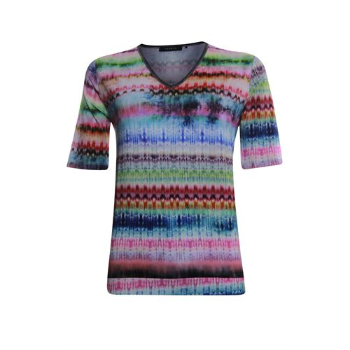 RS Sports ladieswear t-shirts & tops - blouson s/s. available in size 44,46,48 (multicolor)