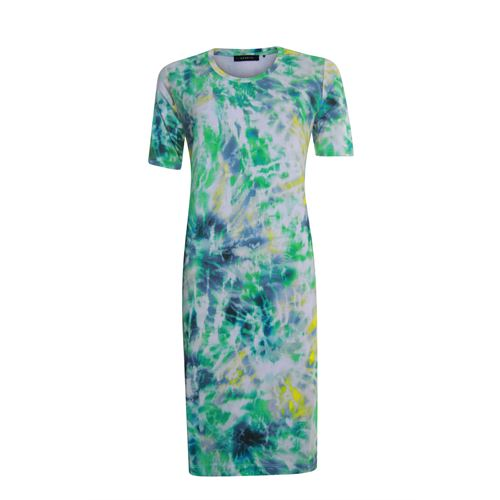 RS Sports ladieswear dresses - dress o-neck s/s. available in size 38,40,42,44,46,48 (multicolor)