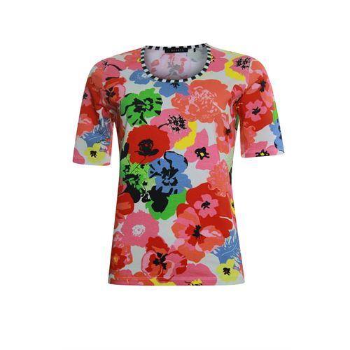 Roberto Sarto ladieswear t-shirts & tops - t-shirt s/s. available in size 38,40,42,44,46,48 (multicolor)