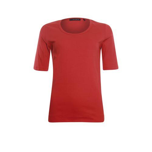 Roberto Sarto dameskleding t-shirts & tops - t-shirt k/m. beschikbaar in maat 38,40,42,44,46,48 (rood)