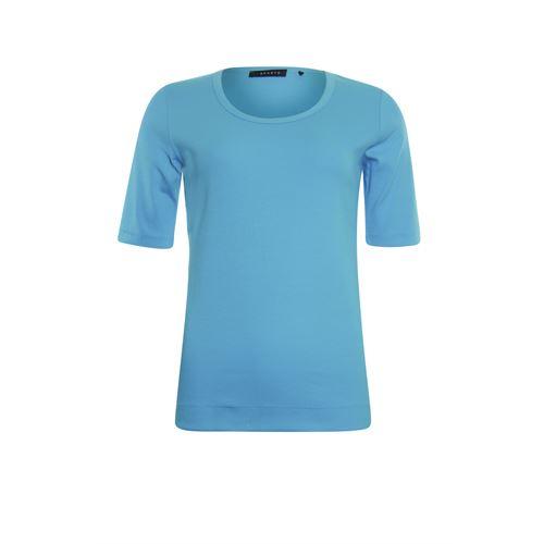 Roberto Sarto dameskleding t-shirts & tops - t-shirt k/m. beschikbaar in maat 38,40,42,44,46,48 (blauw)