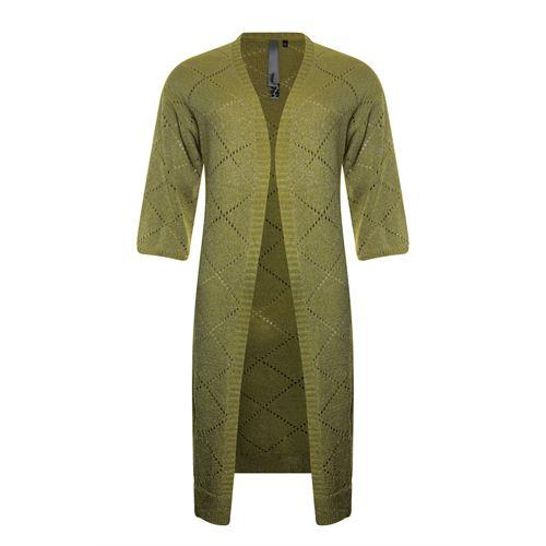 Poools dameskleding truien & vesten - vest. beschikbaar in maat 36,38,40,42,44 (geel)