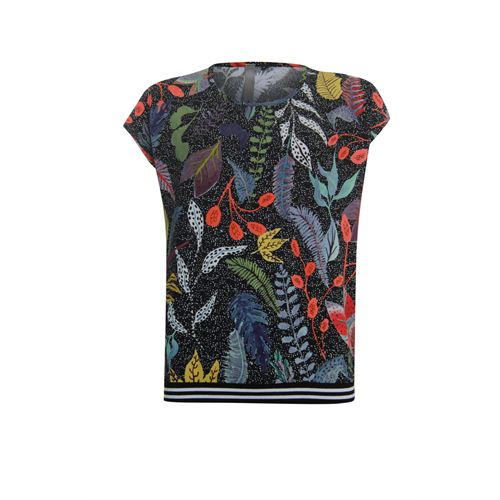 Poools ladieswear blouses & tunics - blouse print. available in size 38,40,42,44,46 (multicolor)