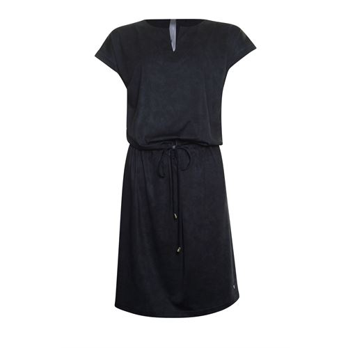 Poools ladieswear dresses - dress drawstring. available in size 36,38,40,42,44,46 (grey)