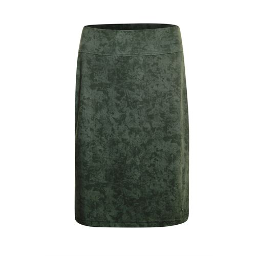 Poools ladieswear skirts - skirt. available in size 36,38,40,42,44,46 (olive)