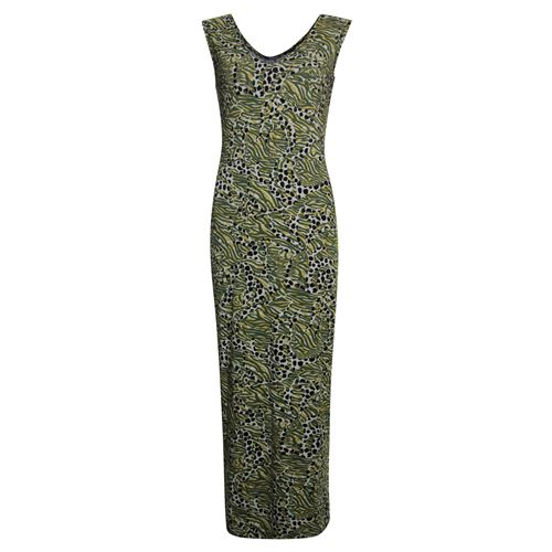 Poools ladieswear dresses - dress long. available in size 36,42,44,46 (multicolor)