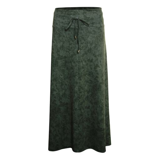 Poools ladieswear skirts - skirt long. available in size 36,38,40,42,44,46 (olive)