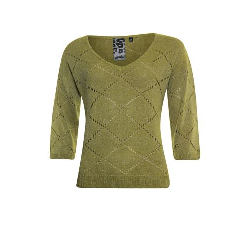 Poools ladieswear pullovers & vests - sweater. available in size 36,38,40,42,44,46 (yellow)