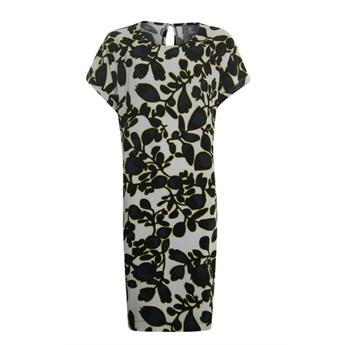 Poools ladieswear dresses - dress flower. available in size 36,38,40,42,44,46 (multicolor)