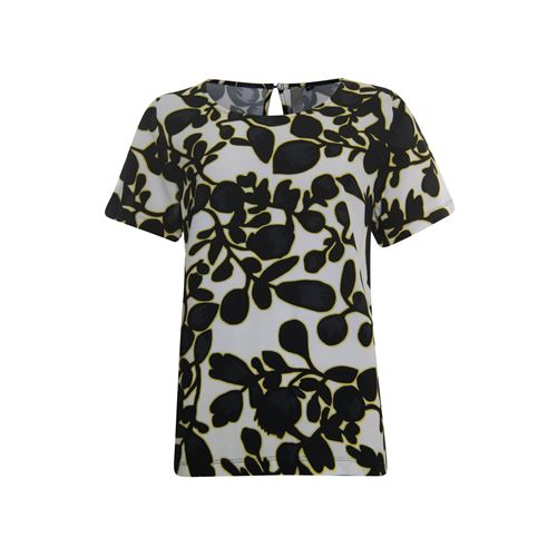 Poools ladieswear blouses & tunics - blouse print. available in size 36,38,40,42,46 (multicolor)
