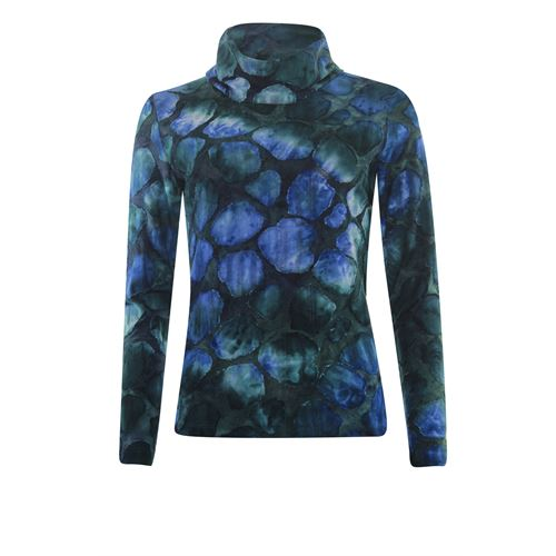Roberto Sarto ladieswear t-shirts & tops - pullover. available in size 48 (blue,grey,multicolor,olive)