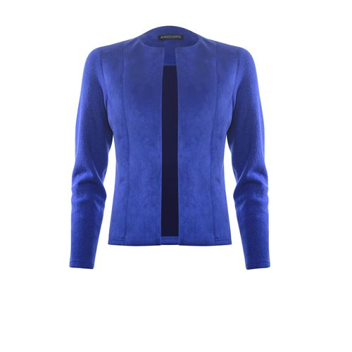 Roberto Sarto ladieswear coats & jackets - cardigan. available in size 38,40,42,44,46,48 (blue)