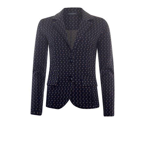 Roberto Sarto dameskleding jassen & blazers - jasje. beschikbaar in maat 42,44,46,48 (bruin,ecru,multicolor)