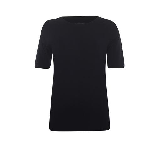 Roberto Sarto dameskleding t-shirts & tops - t-shirt k/m. beschikbaar in maat 38,40,46,48 (zwart)
