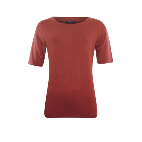 Roberto Sarto ladieswear t-shirts & tops - t-shirt s/s. available in size 38,48 (red)