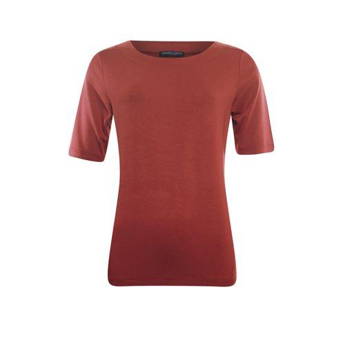 Roberto Sarto dameskleding t-shirts & tops - t-shirt k/m. beschikbaar in maat 38,48 (rood)