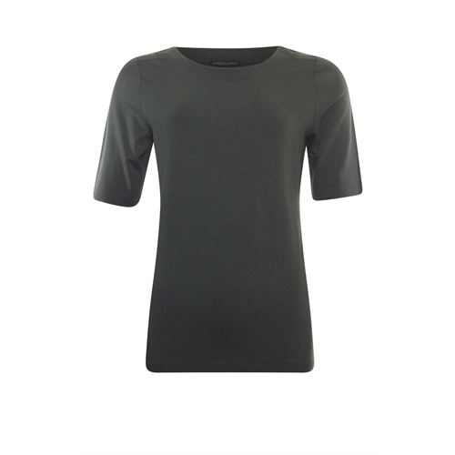 Roberto Sarto ladieswear t-shirts & tops - t-shirt s/s. available in size 40,48 (olive)