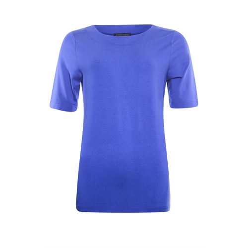 Roberto Sarto ladieswear t-shirts & tops - t-shirt s/s. available in size 38,42,46 (blue)