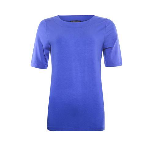 Roberto Sarto dameskleding t-shirts & tops - t-shirt k/m. beschikbaar in maat 38,42,46 (blauw)