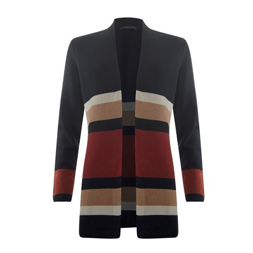 Roberto Sarto ladieswear pullovers & vests - cardigan l/s. available in size 40,44,46,48 (black,brown,multicolor,red)