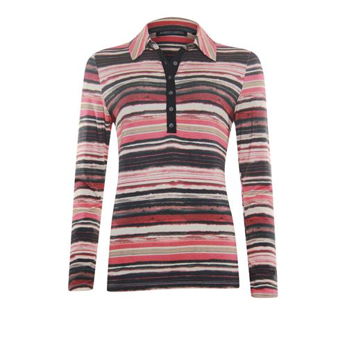 Roberto Sarto ladieswear blouses & tunics - t-shirt polo. available in size 40,42,46 (black,multicolor,off-white,red)