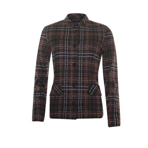Roberto Sarto dameskleding jassen & blazers - jasje. beschikbaar in maat 38,40,42,44,46,48 (bruin,ecru,multicolor,zwart)