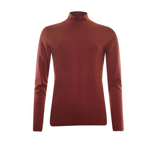 Roberto Sarto dameskleding t-shirts & tops - t-shirt l/m. beschikbaar in maat  (rood)