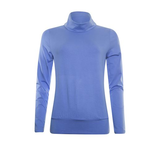 Roberto Sarto ladieswear t-shirts & tops - t-shirt l/s. available in size 38,40,42,48 (blue)