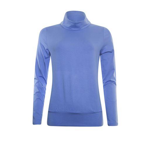 Roberto Sarto dameskleding t-shirts & tops - t-shirt l/m. beschikbaar in maat 38,40,42,48 (blauw)