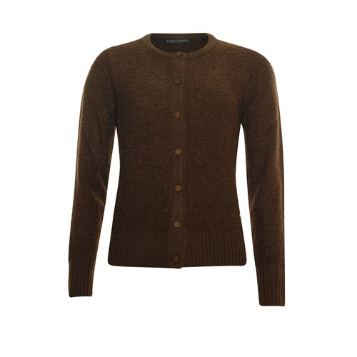 Roberto Sarto ladieswear pullovers & vests - cardigan. available in size  (brown)
