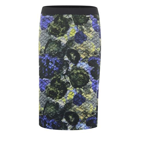 Roberto Sarto ladieswear skirts - skirt. available in size 38,40,42,44,48 (blue,green,multicolor,olive)